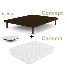 COLCHON CARISMA + CONCEPT